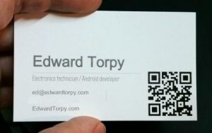 Do programmers need business cards edward torpy edward torpy business card colourmoves